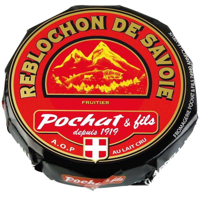 Reblochon au lait cru AOP, Pochat & Fils  (240 g)