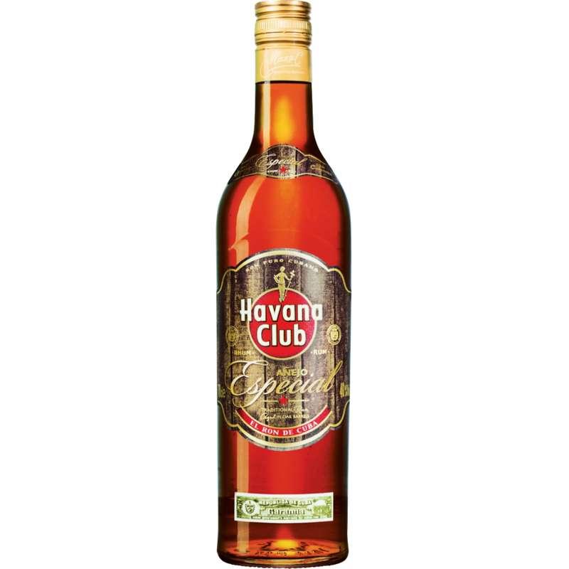 Rhum de Cuba Anejo Especial, Havana Club (70 cl)