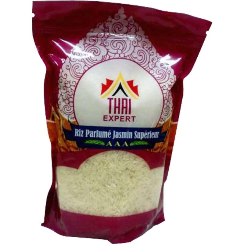 Riz parfumé jasmin, Thaï Expert (1 kg)