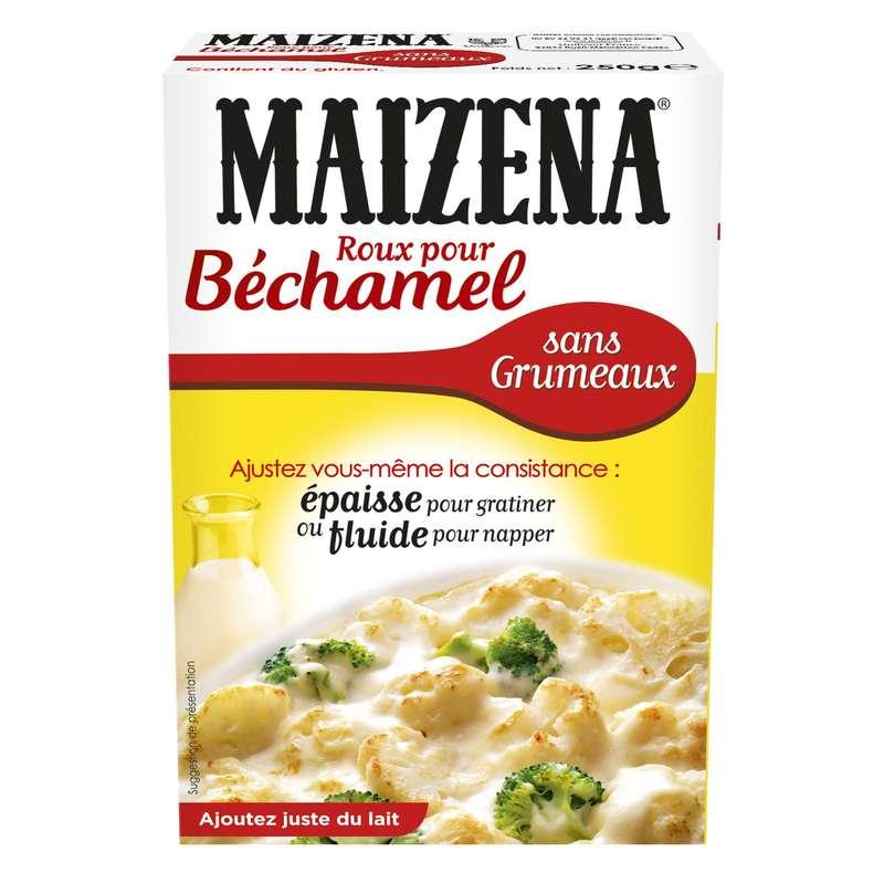Roux pour béchamel sans grumeaux, Maizena (250 g)