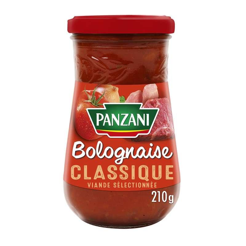 Sauce Bolognaise, Panzani (210 g)