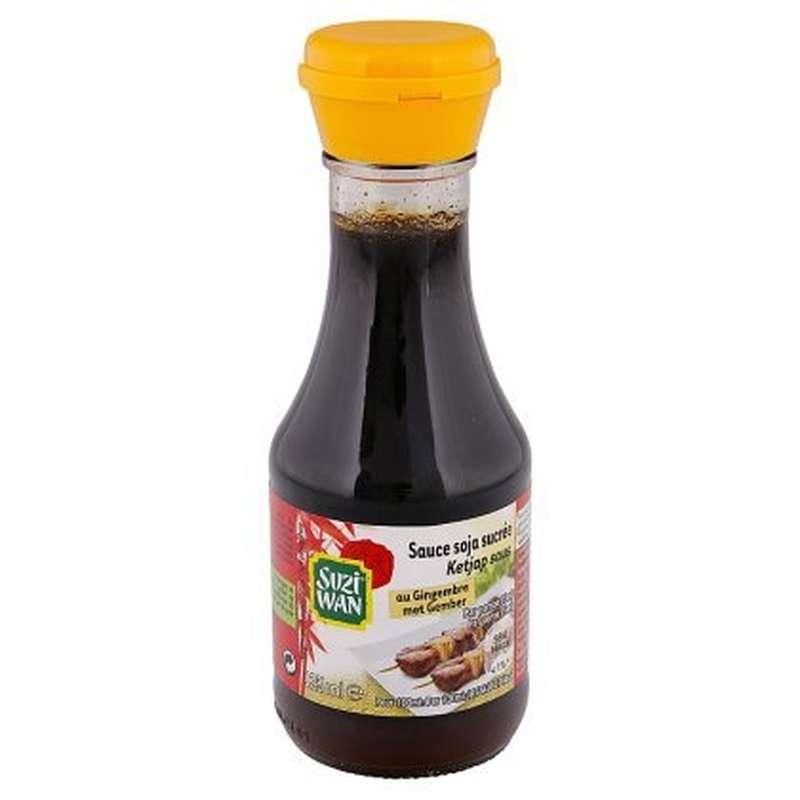 Sauce soja sucrée, Suzi Wan (125 ml)