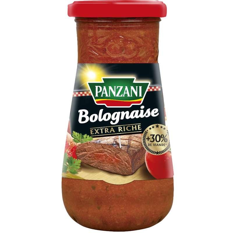 Sauce bolognaise extra riche, Panzani (200 g)