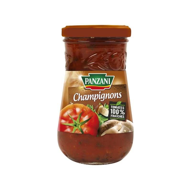 Sauce champignons des bois, Panzani (210 g)