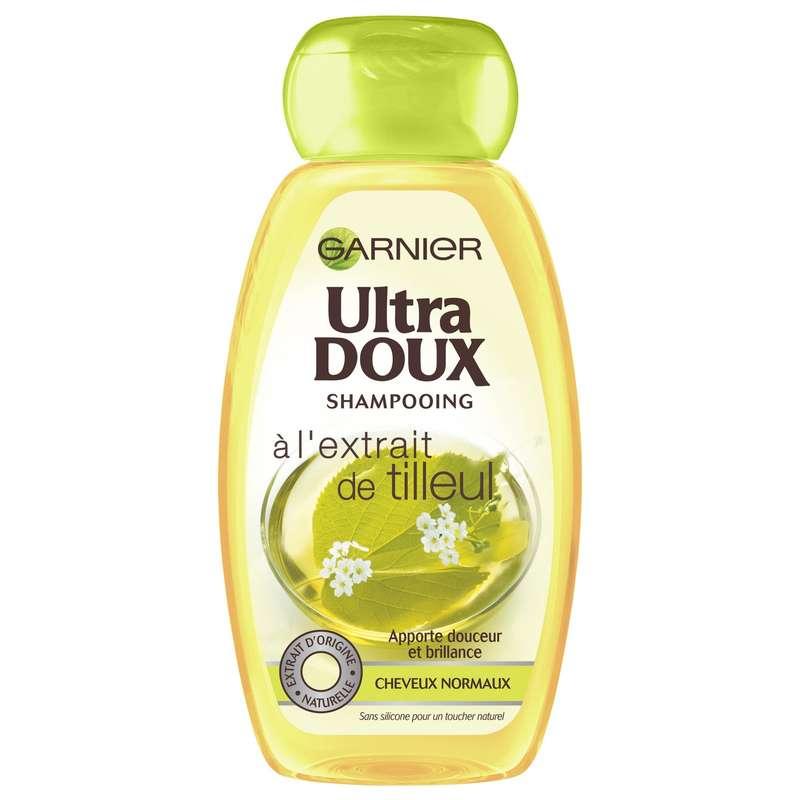 Shampoing Tilleul, Ultra Doux (250 ml)
