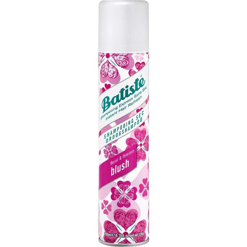 Shampoing sec spray blush, Batiste (200 ml)