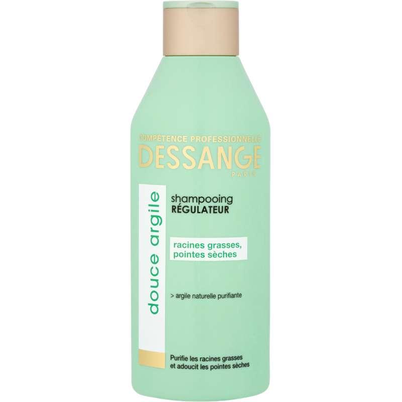 Shampooing Régulateur douce argile, Dessange (250 ml)