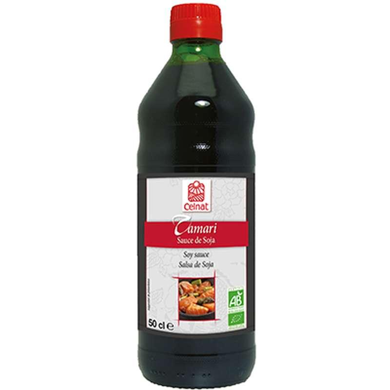Tamari (sauce de soja) BIO, Celnat (50 cl)