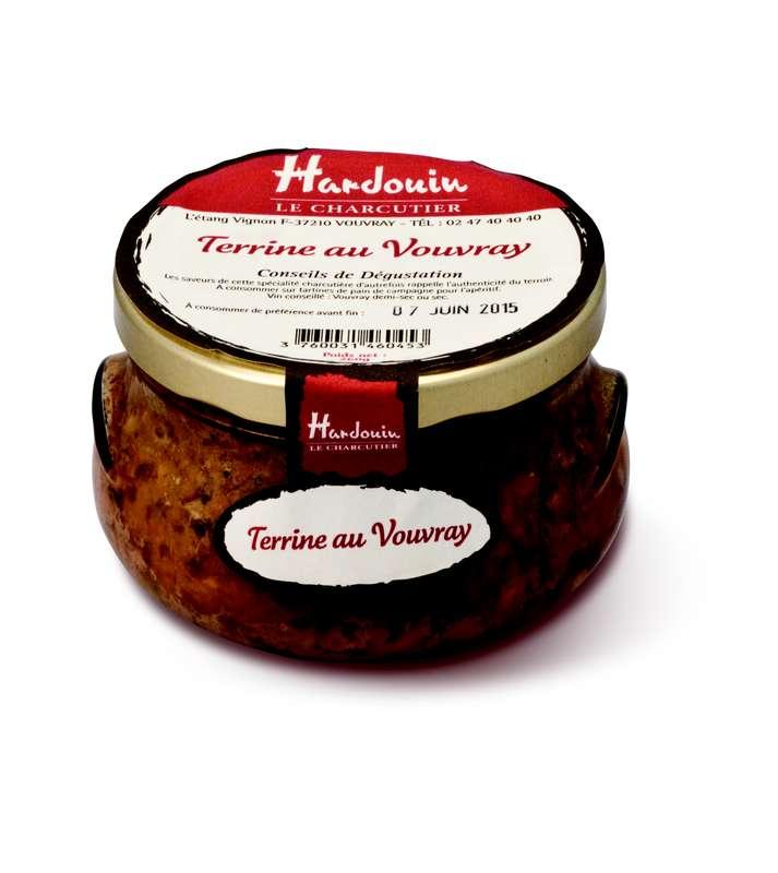 Terrine au Vouvray, Hardouin (150 g)