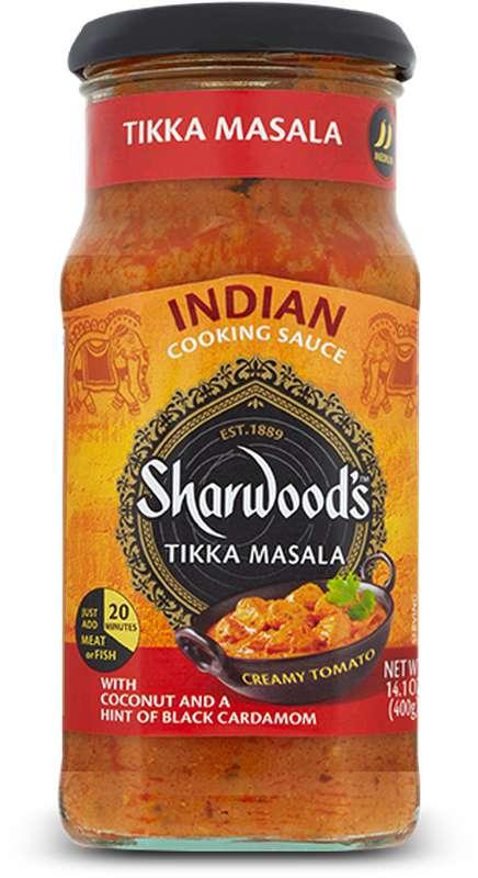 Sauce tikka masala, Sharwood's (420 g)