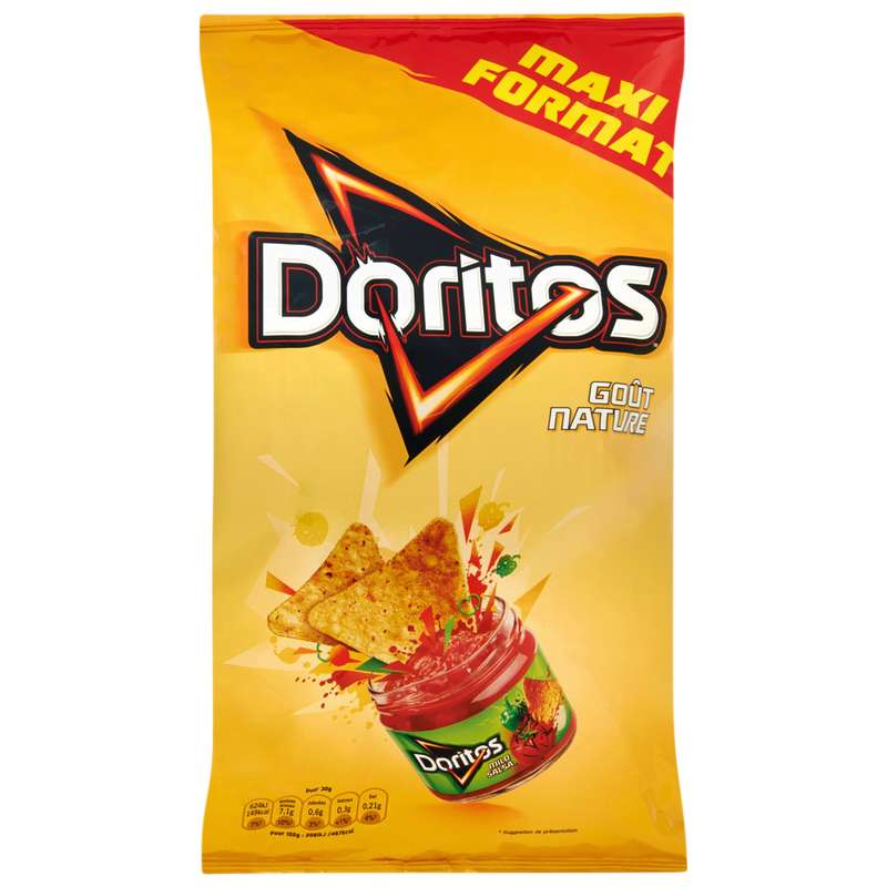 Tortilla nature, Doritos (230 g)