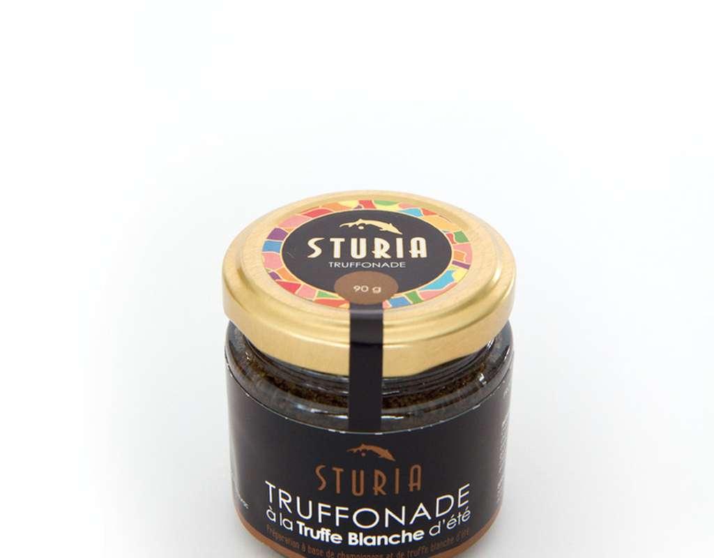 Truffonade à la truffe blanche d'été, Sturia (90 g)