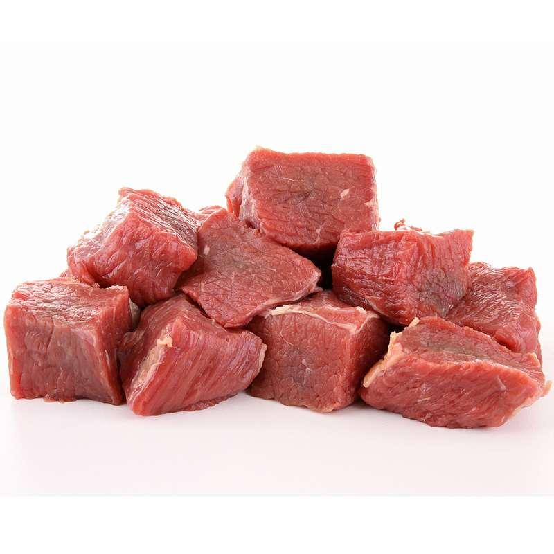 Viande à fondue (environ 650 - 700 g)
