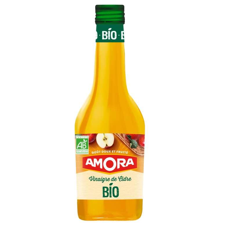Vinaigre de cidre BIO, Amora (500 ml)