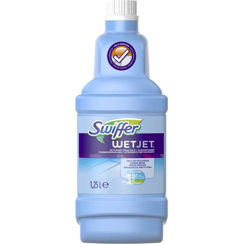 Wet Jet recharge, Swiffer (1,25 L)