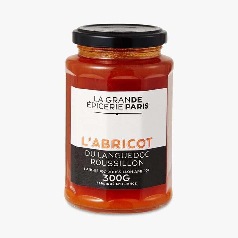 Confiture d'abricot du Languedoc Roussillon, La Grande Epicerie de Paris (300 g)