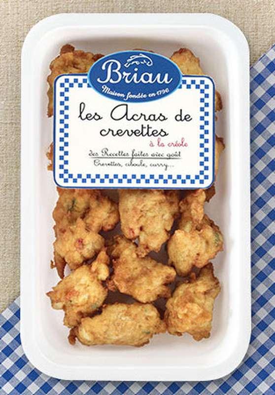 Acras de crevettes, Maison Briau (200 g)
