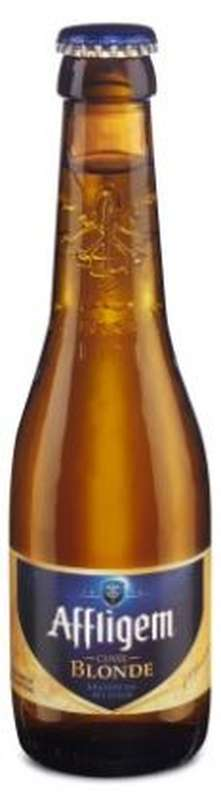 Affligem, bière belge d'abbaye 6,7° (25 cl)