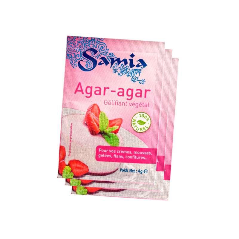 Agar-agar, Samia (12 g)