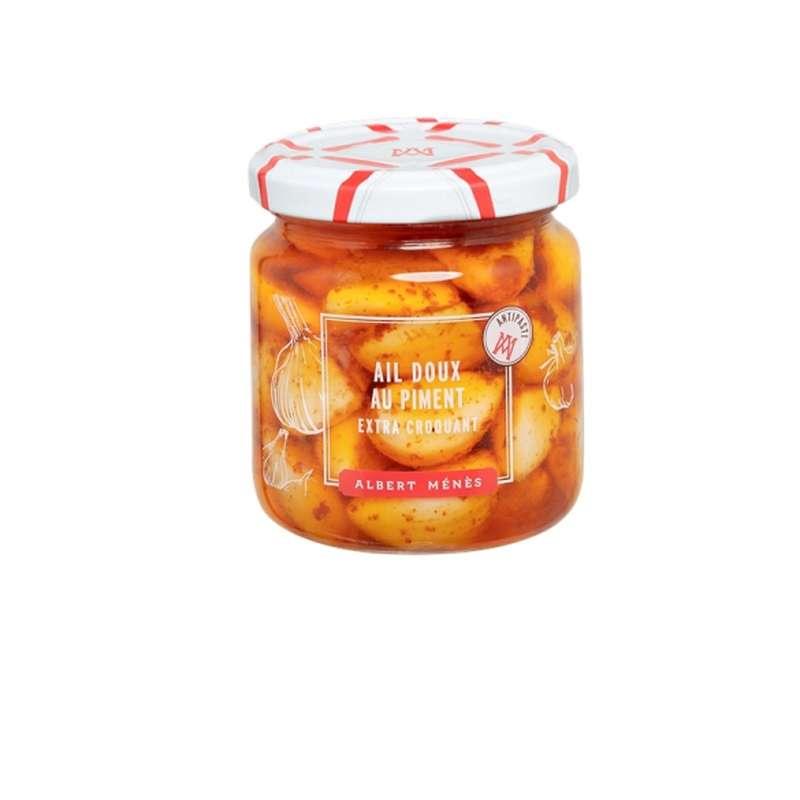 Ail doux au piment, Albert Ménès (200 g)