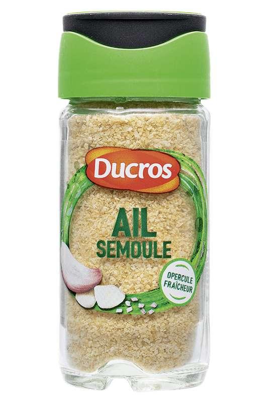 Ail en poudre ou semoule, Ducros (60 g)