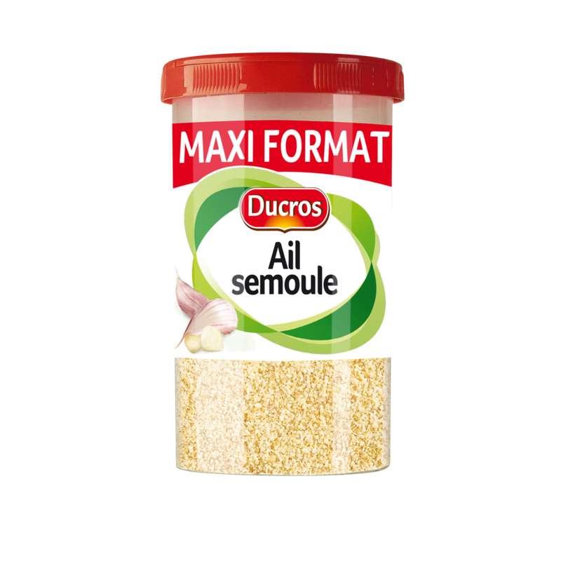 Ail en poudre ou semoule, Ducros (110 g)