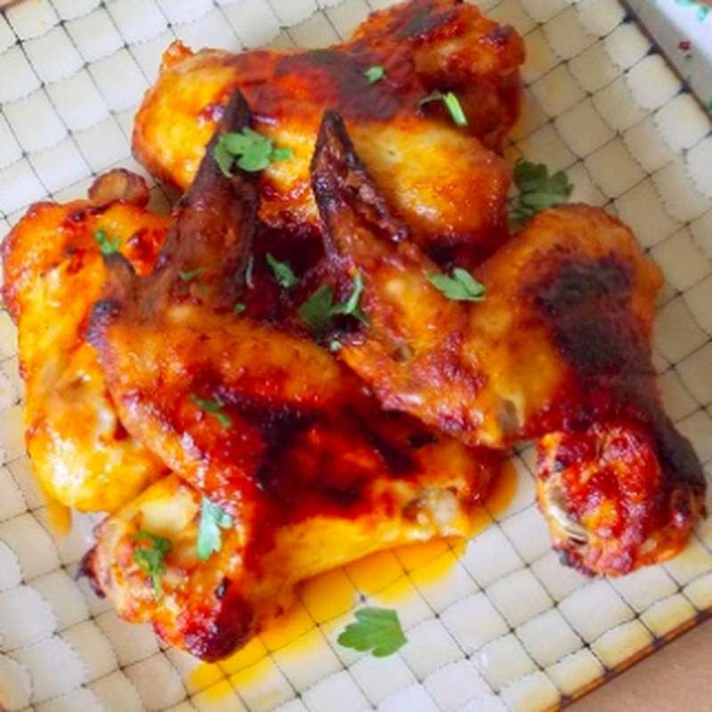 Ailes de poulet à la mexicaine (300 g)