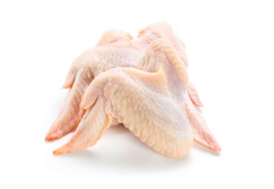 Ailes de poulet (environ 900 - 1 kg)