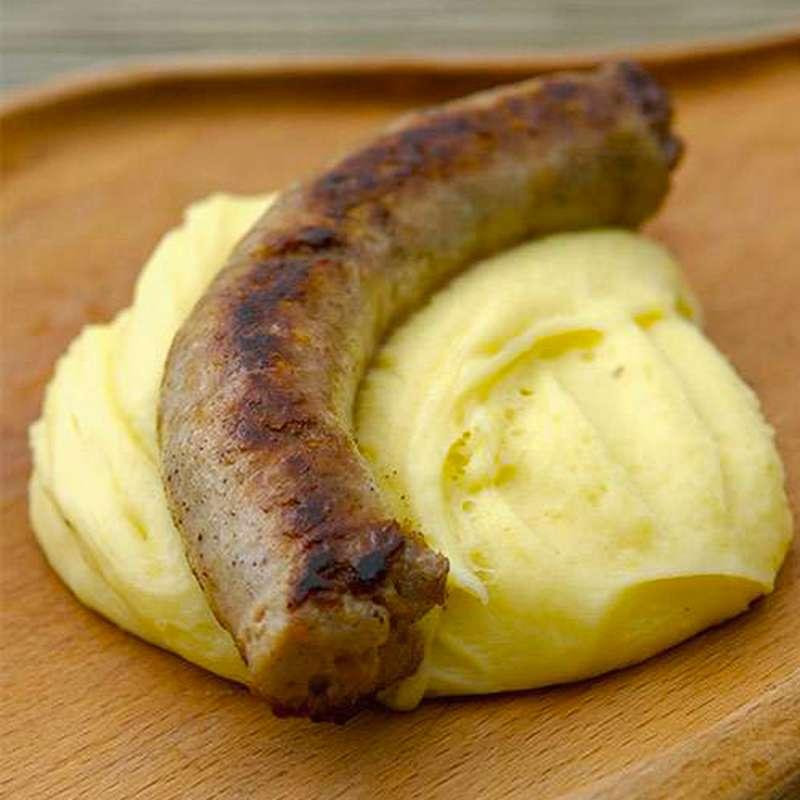 Kit Aligot, saucisse artisanale de l'Aveyron (pour 2)