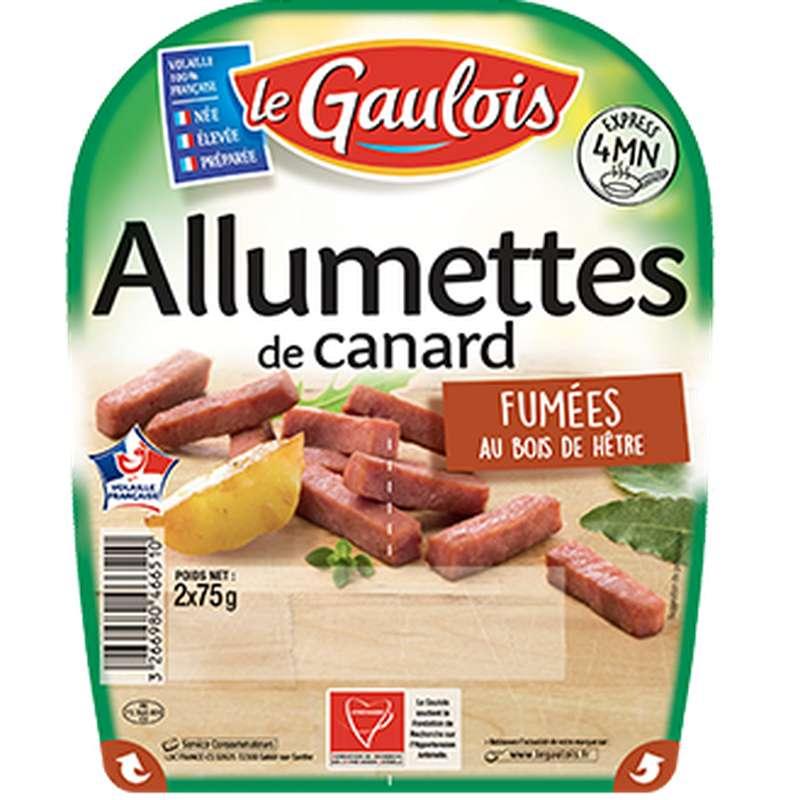 Allumettes de canard, Le Gaulois (2 x 75 g)