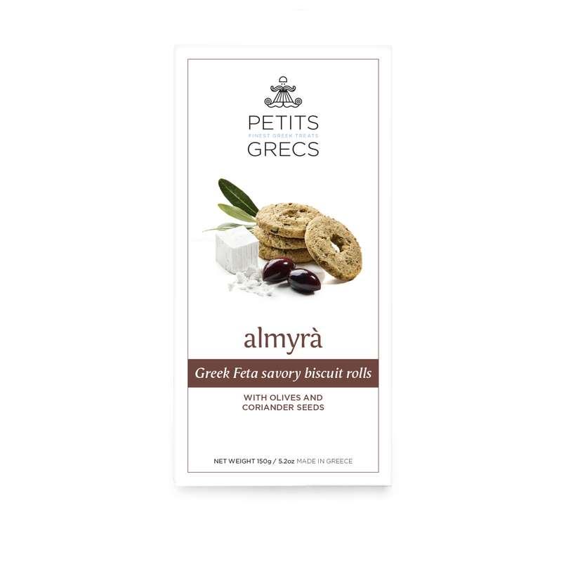 Almyra à l'olive, Petits Grecs (150 g)