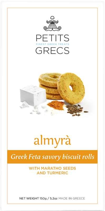 Almyra au fenouil, Petits Grecs (150 g)