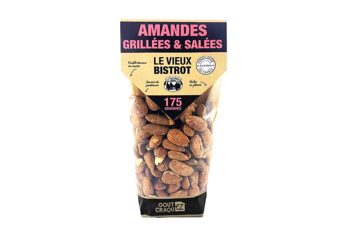 Amandes, Le Vieux Bistrot (175 g)