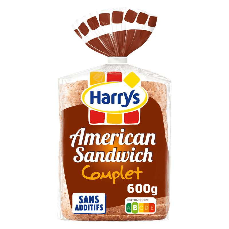 American Sandwich Complet, Harry's (600 g)
