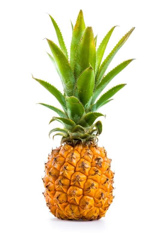 Ananas Victoria (calibre moyen), La Réunion