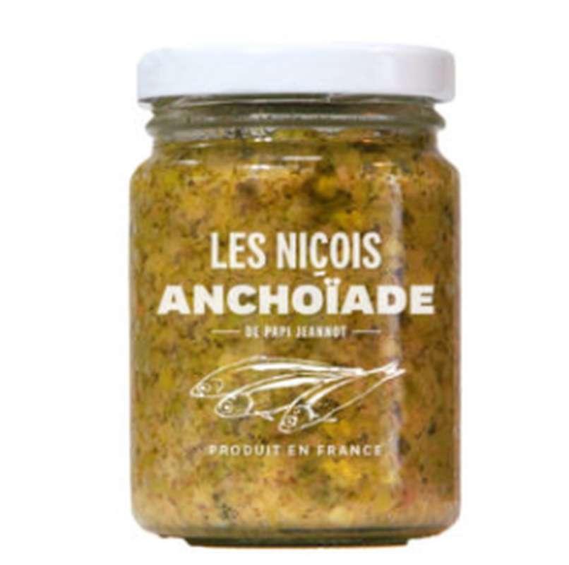 Anchoïade de Papi Jeannot, Les Niçois (80 g)