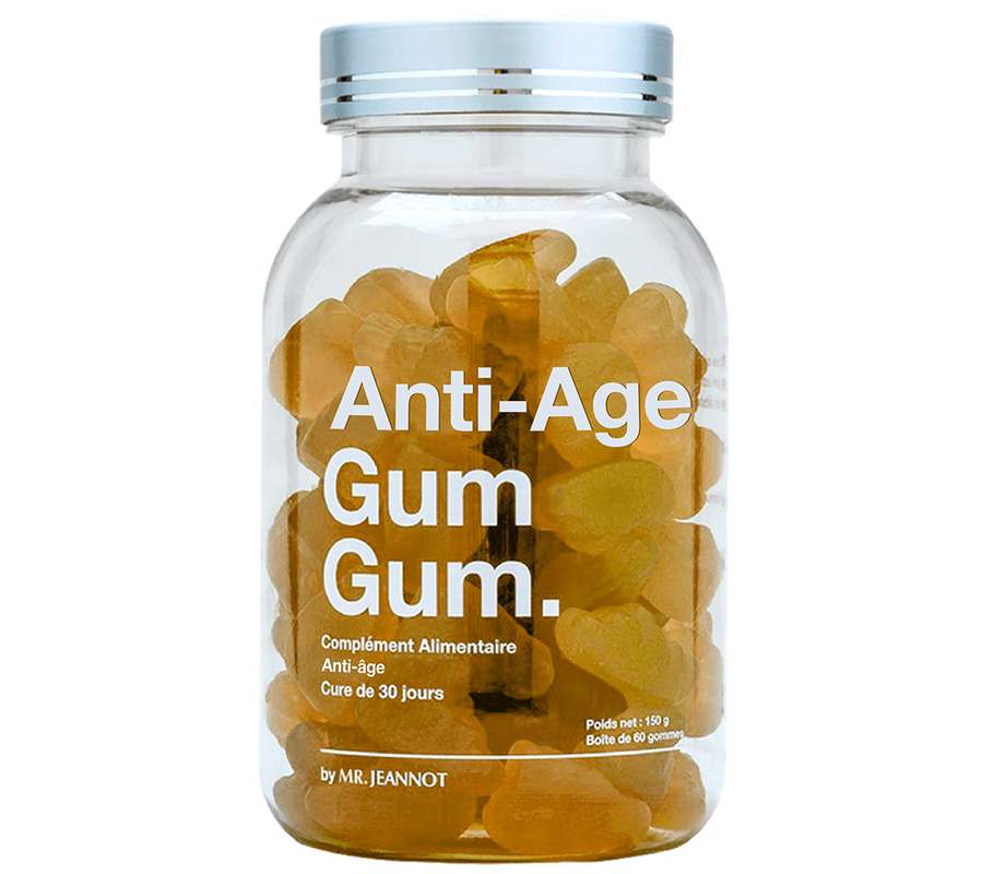 Anti-âge Gum Gum peau (packaging abîmé), Mr Jeannot (x 60)