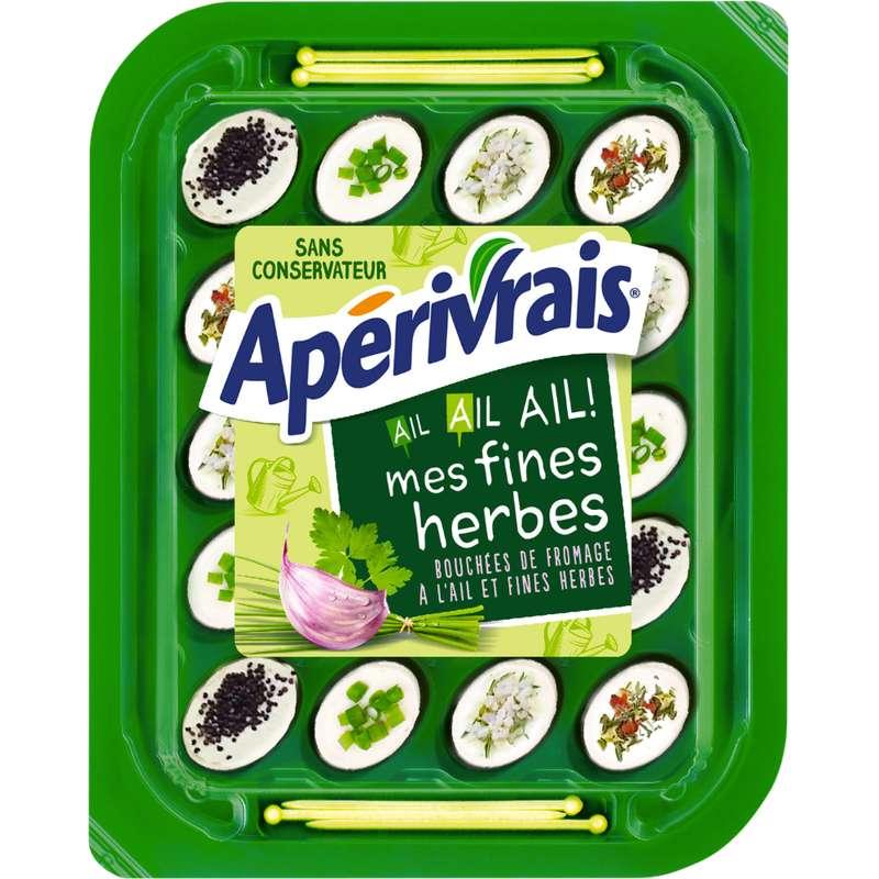 Apérivrais ail et fines herbes (100 g)