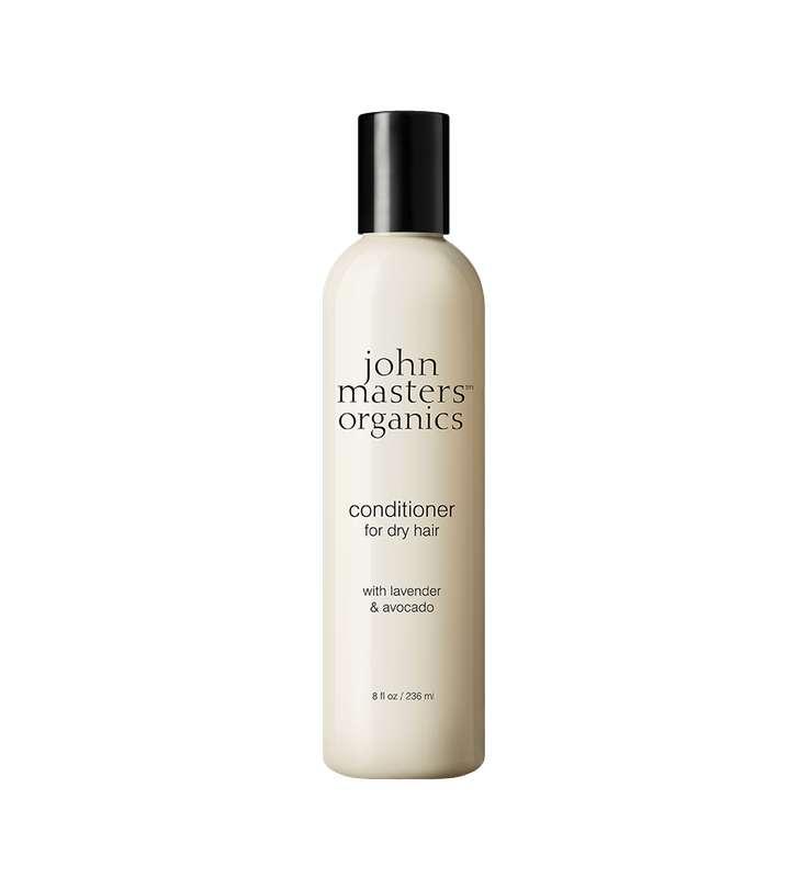 Après-shampoing cheveux secs à la lavande et à l'avocat, John Masters Organics (236 ml)