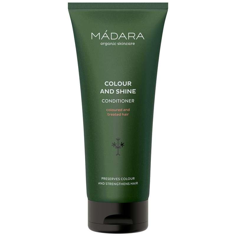 Après-shampoing couleur & brillance BIO, Madara (200 ml)