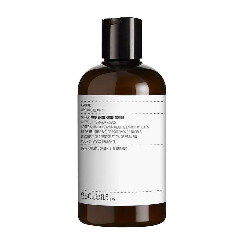 Après-shampoing éclat des cheveux BIO, Evolve (250 ml)