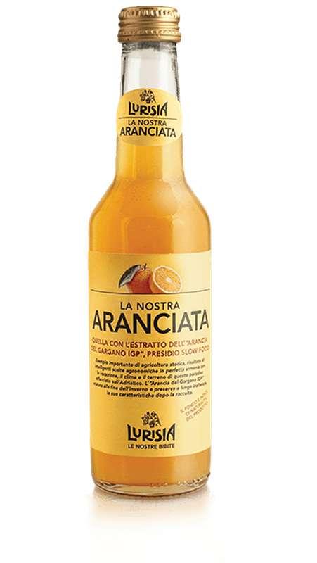 Aranciata, Lurisia (275 ml)