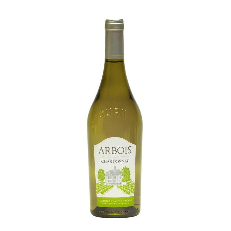 Arbois Chardonnay, Fruitière vinicole 2018 (75 cl)
