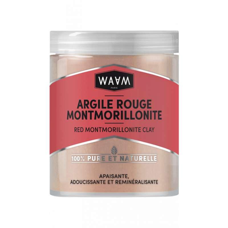 Argile rouge montmorillonite, Waam (250g)