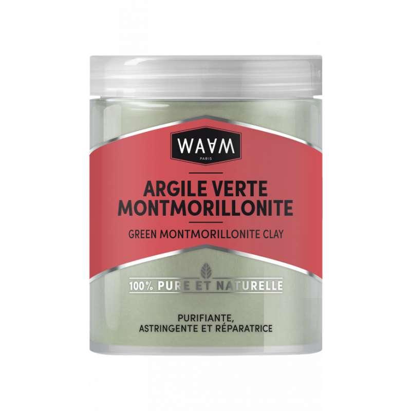 Argile verte montmorillonite, Waam (250g)