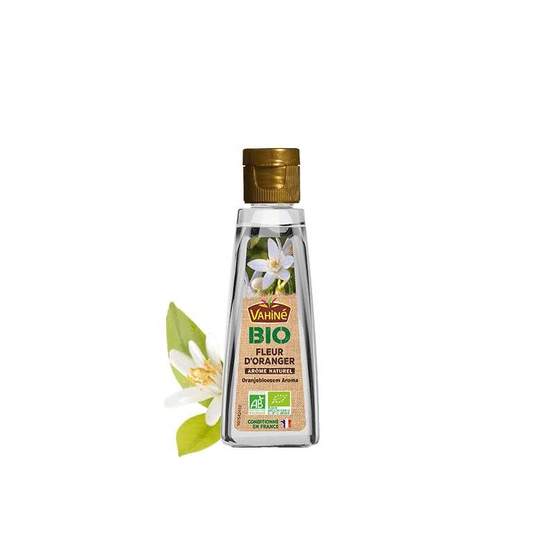 Arôme fleur d'oranger BIO, Vahiné (50 ml)