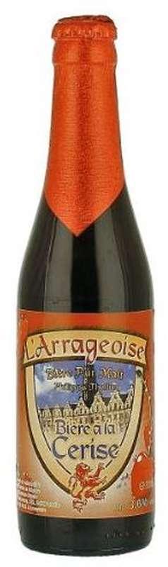 L''Arrageoise Cerise, 3.6° (33 cl)