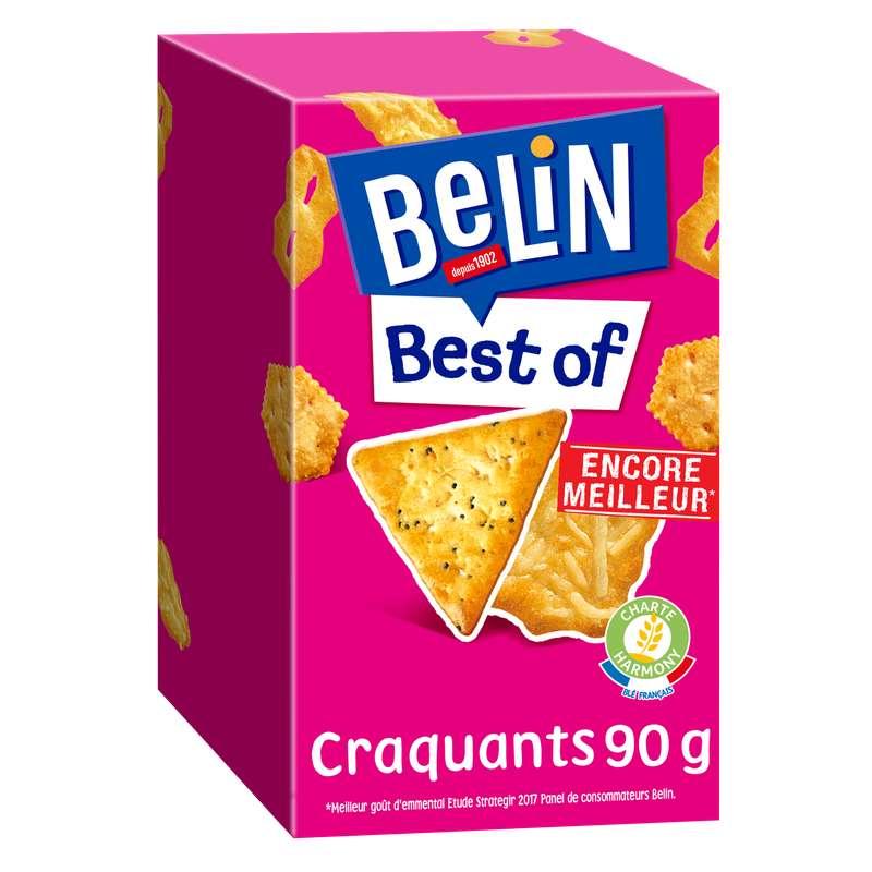Assortiment Best Of craquants, Belin (90 g)