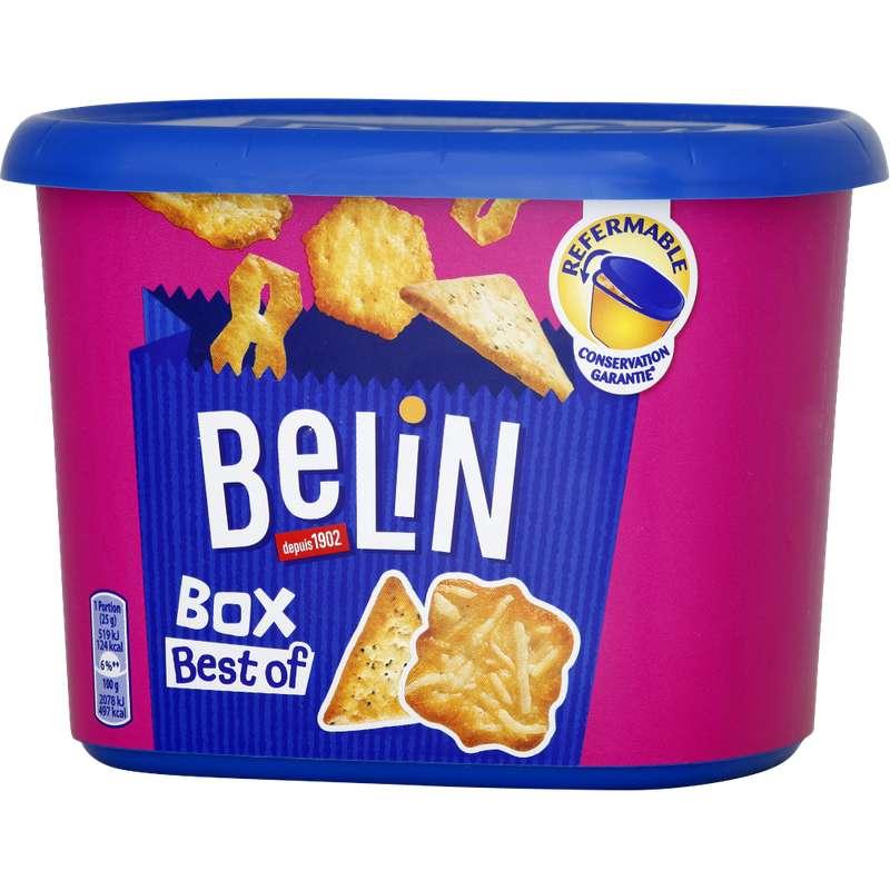 Assortiment de crackers Best Of Box, Belin (205 g)