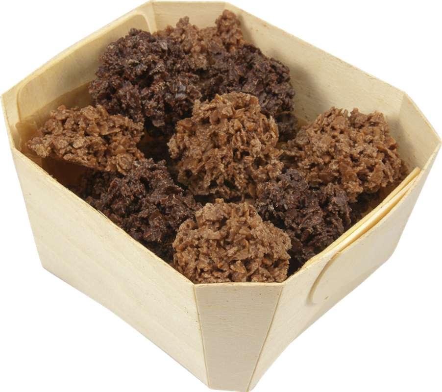 Assortiment de croustines, Comptoir Cacao (180 g)